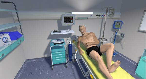 patient VR